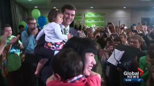 Parental leave approved for Edmonton city council