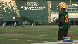 Edmonton Eskimos' new additions from Mexico, France