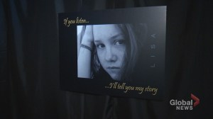 New Calgary exhibit lets people experience child abuse from the perspective of children