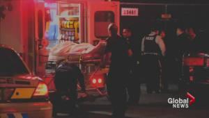 Man arrested after violent attack in Surrey apartment building