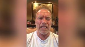 Arnold Schwarzenegger: Donald Trump looked like a 'little wet noodle' with Putin