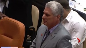 Diaz-Canel formally proposed to replace Castro as Cuban president