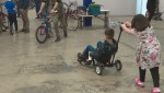 Adaptive bike program