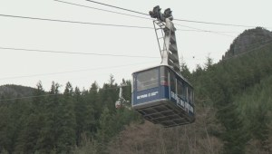 Grouse Mountain skyride will be closed