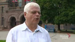 NDP Energy Critic Peter Tabuns speaks out on Ontario hydro crisis
