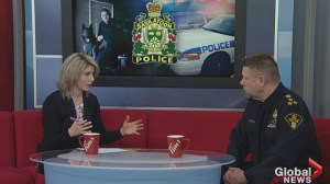 Meet Saskatoon Police Chief Troy Cooper