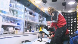 Moose Jaw paramedic uses music to help first responders