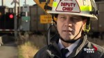 Langley deputy fire chief gives update on fatal train accident