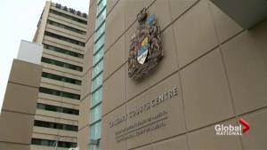 Alberta court cases dropped after too few lawyers