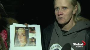 Family of missing women in north Okanagan and Shuswap rally so that none are forgotten