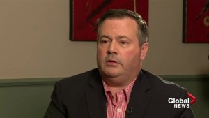 Jason Kenney suggests money was reason for Jeff Callaway's decision to leave UCP race