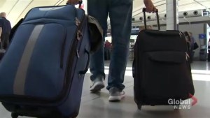 Canada's largest airlines increasing baggage fees