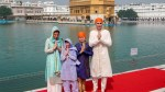 Justin Trudeau visits Golden Temple, holiest site of the Sikh faith