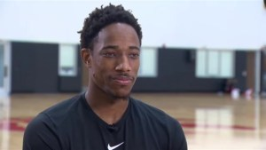 Raptors All-Star DeMar DeRozan talks life, Toronto and the upcoming season