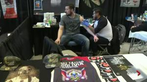 Tattoo show back in Winnipeg Feb. 22-24