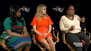 Oprah praises Parkland students as 'warriors of the light'