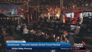 Community Events: Marché Salada Street Food Market