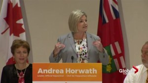 NDP Caucus meets for 1st time as Official Opposition