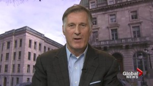 Signing off on subsidies like Bombardier is not in line with my values: Bernier