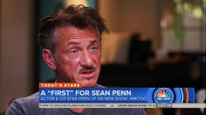 Sean Penn says #MeToo movement is trying to 'divide men and women'