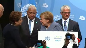 Trump overshadows climate talks as almost 200 nations keep global agreement on track