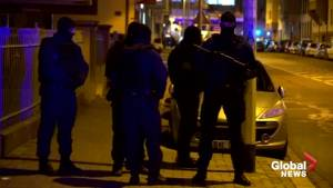 Suspect in Strasbourg Christmas market shooting killed in police shootout (00:42)