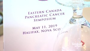 Health-care professionals looking at pancreatic cancer care in Halifax