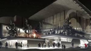 Edmonton's Winspear Centre expanding (00:44)
