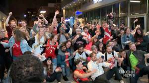Raptors fandom reaches fever pitch in Nova Scotia