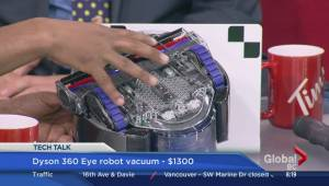 Tech: Cleaning with Dyson products
