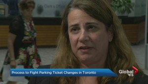 Parking ticket in Toronto? No more court option