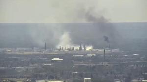Explosion at Husky refinery in Wisconsin, multiple injuries reported