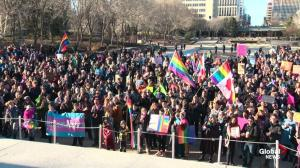 Rally to maintain current GSA rules after UCP education plan released