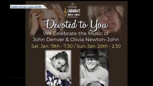 Latest Cabaret Music Series show features music of John Denver, Olivia Newton John