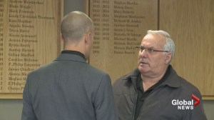 Nova Scotia man returns to court in fight for 'GRABHER' licence plate