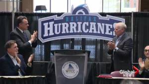 """New Halifax basketball team to be called """"Hurricanes"""""""