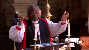 Royal Wedding: Bishop Michael Curry delivers powerful, passionate sermon