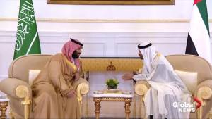 Saudi crown prince goes on tour of Arab states amid Khashoggi storm