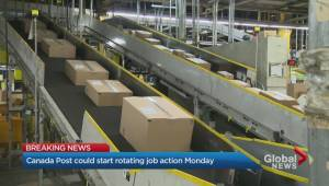 Canada Post workers serve strike notice