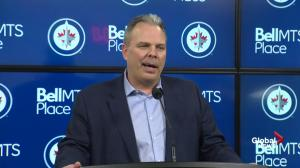 'When I found out Paul was available I put everything into that basket': Jets GM Cheveldayoff