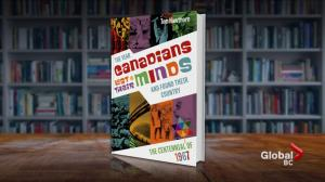 New book captures spirit of Canada's centennial year