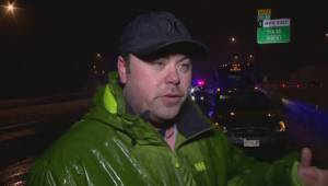 Global News cameraman talks responding to the scene of an accident (01:58)