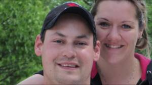 Afghan vet and wife soldier on in face of adversity