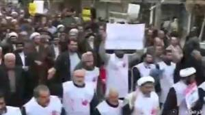 At least 21 killed in Iran's anti-government protests
