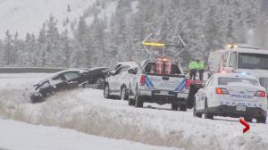 Deadly weekend Coquihalla chaos