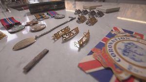Lost & found: war medals rewrite a family's history