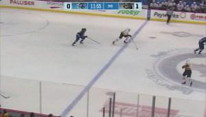 HIGHLIGHTS: AHL Wolves vs Moose – Feb. 15