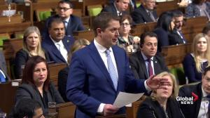 Andrew Scheer says Trudeau 'doesn't understand' how Canada's tax system works