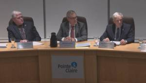 Who is John Belvedere, new mayor of Pointe-Claire? (02:00)