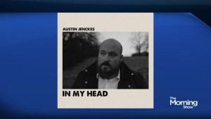 Singer-songwriter, Austin Jenckes perfoms his new hit single